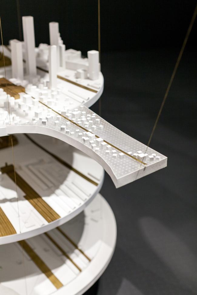 Павильон «Станция Россия» на XVI Архитектурной биеннале в Венеции. Фотография © Анна Михеева