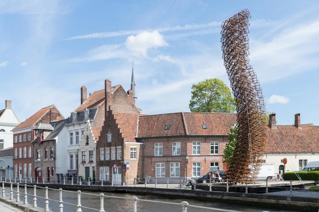 «Ланхалс». Джон Пауэрс. Фото © Iwan Baan. Предоставлено Triënnale Brugge 2018
