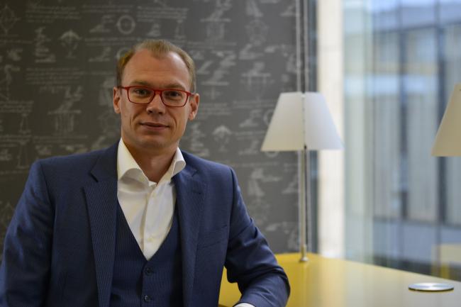 Денис Черничкин, директор Haworth Business Interiors © Haworth