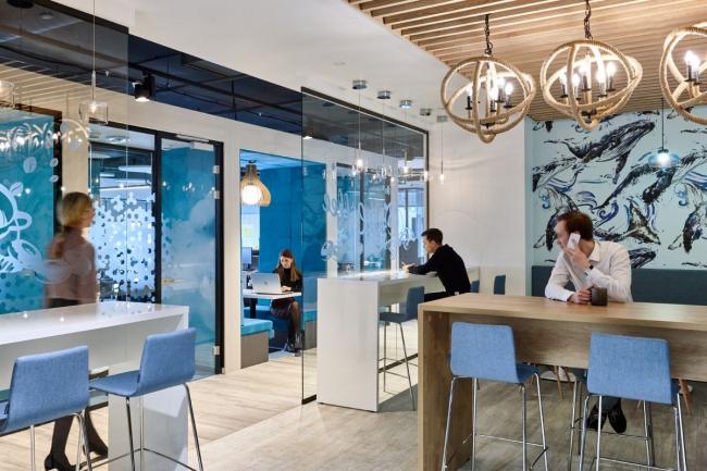 Сбербанк / Архитектурное бюро Evolution Design