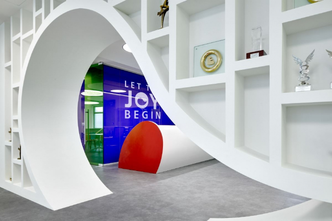 Mondelez International / Архитектурное бюро VOX Architects