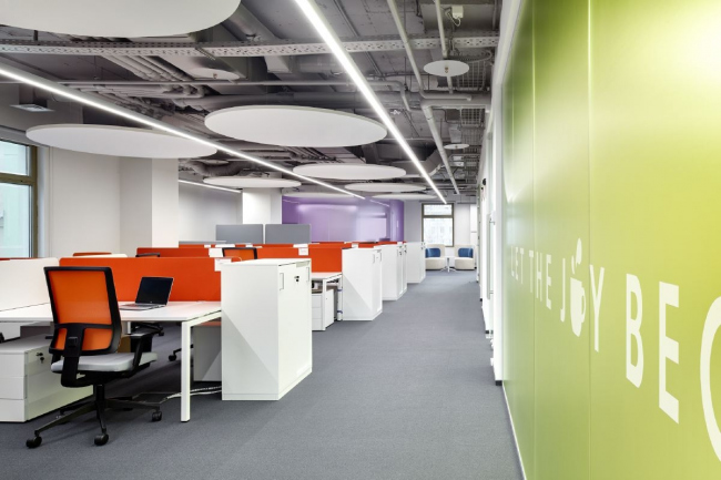 Mondelez International / Архитектурное бюро VOX Architects
