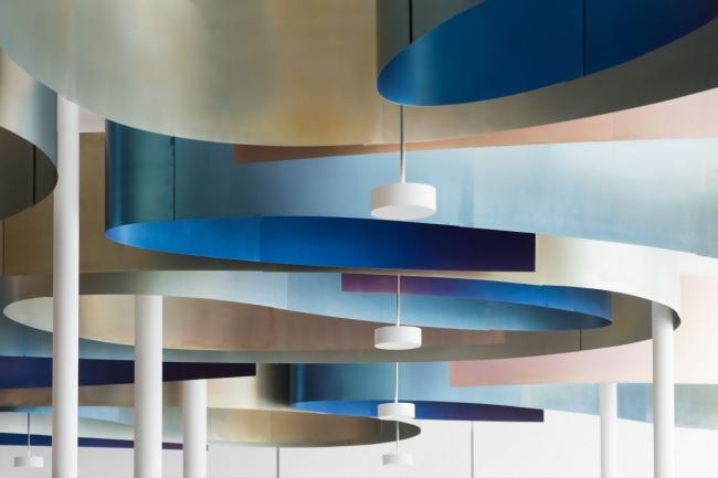 Аэропорт Платов, бизнес-зал внутренние линии / Архитектурное бюро Nefa Architects