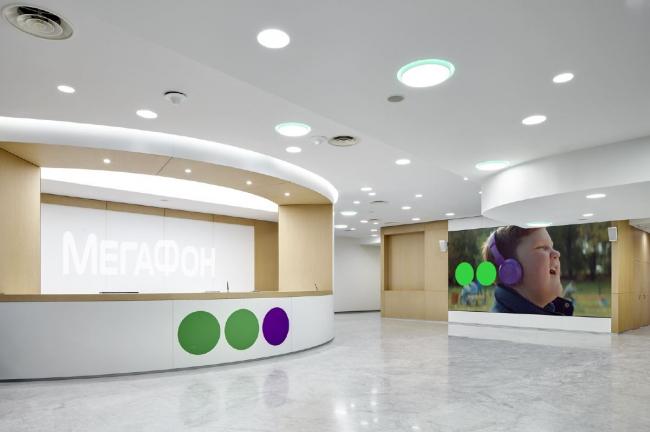 МeгаФон / Архитектурное бюро UNK project