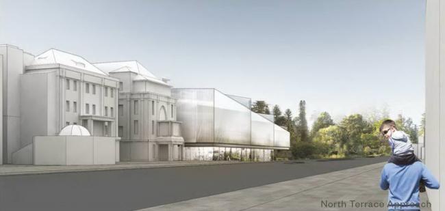 Художественная галерея Adelaide Contemporary © Diller Scofidio + Renfro