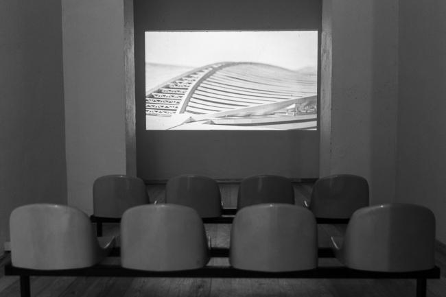 «Архитектура стадионов» в Музее архитектуры. Предоставлено МА