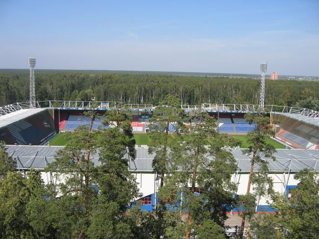 Стадион Раменское
