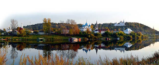 Проект для исторического поселения города Гороховца стал одним из победителей конкурса на проекты комфортной городской среды. Из материалов конкурса