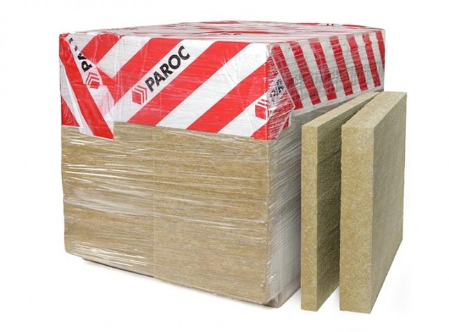 Утеплитель PAROC ROS 60. Фотография предоставлена Компанией Славдом