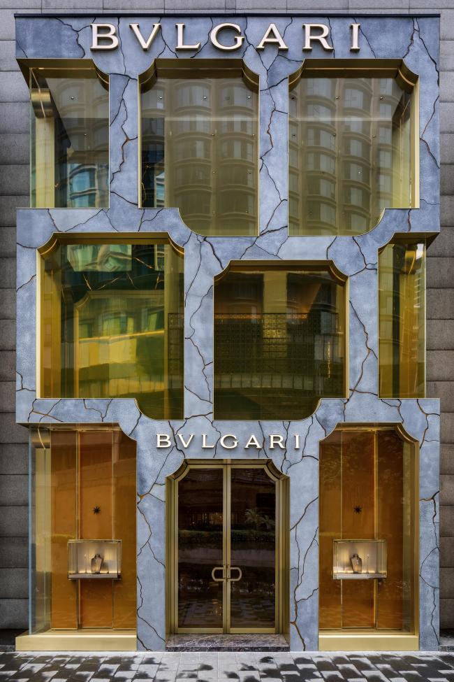 Магазин Bulgari в Куала-Лумпуре
