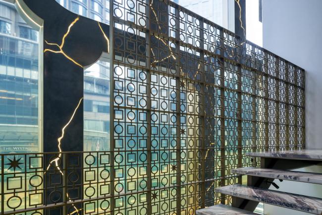 Магазин Bulgari в Куала-Лумпуре. Фото: Daria Scagliola, обработка: Stijn Brakkee