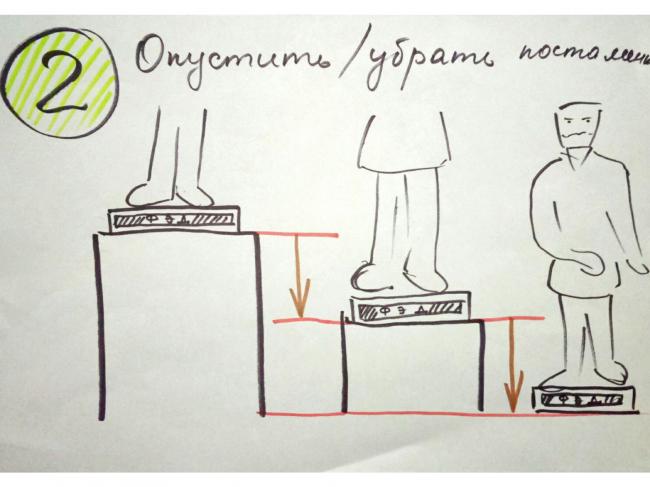 Проект «Право на город и право на память». «Перемен!», куратор Михал Муравски. Изображение предоставлено Высшей школой урбанистики НИУ ВШЭ