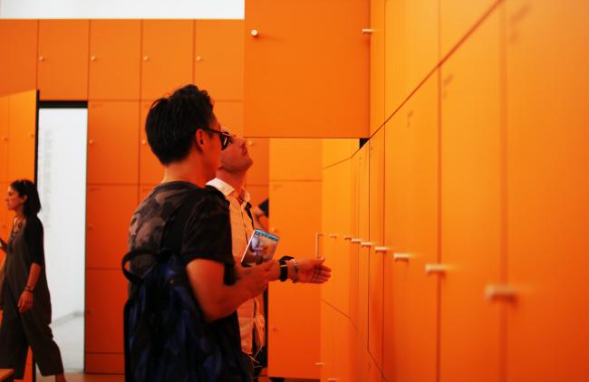 Павильон Голландии на биеннале архитектуры в Венеции. Фотография: Ю.Тарабарина, Архи.ру