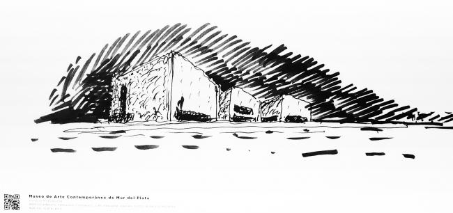 Павильон Аргентины на биеннале архитектуры в Венеции. Фотография: Ю.Тарабарина, Архи.ру