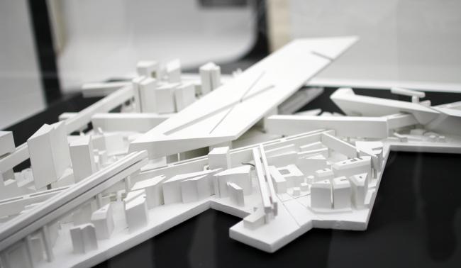 Павильон Германии на биеннале архитектуры в Венеции. Фотография: Ю.Тарабарина, Архи.ру