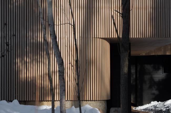 Дом «KINO» © Ле Ателье