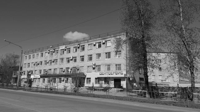 Административно-офисное здание на Пошехонском шоссе. Существующее положение © АртСити