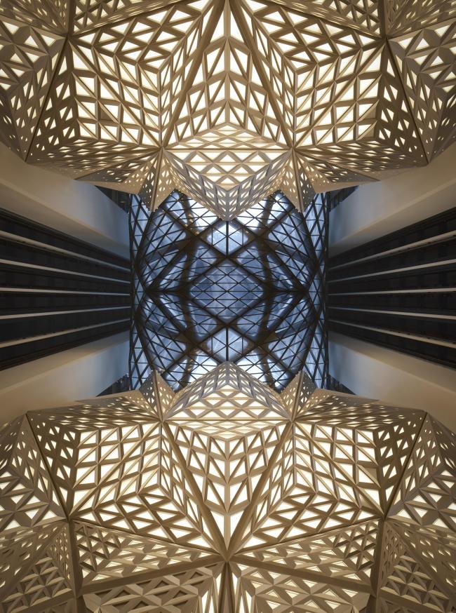 Гостиница Morpheus © Virgile Simon Bertrand