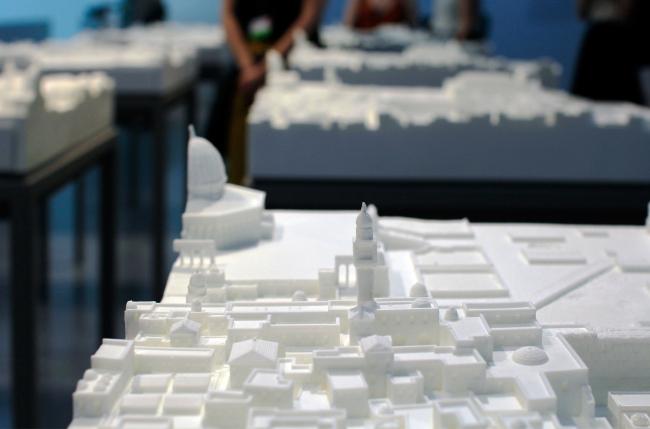 Павильон Израиля на биеннале архитектуры в Венеции. Фотография: Ю.Тарабарина, Архи.ру