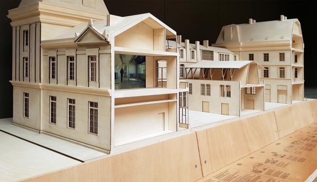 Павильон Франции на биеннале архитектуры в Венеции. Фотография: Ю.Тарабарина, Архи.ру