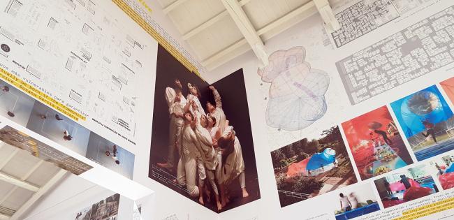 Павильон Испании на биеннале архитектуры в Венеции. Фотография: Ю.Тарабарина, Архи.ру