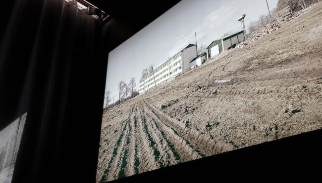 Павильон Латвии в Арсенале. Фотография: Ю.Тарабарина, Архи.ру