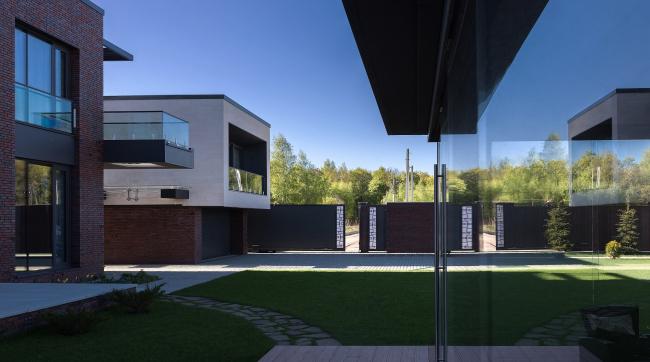 Загородный жилой дом P-House