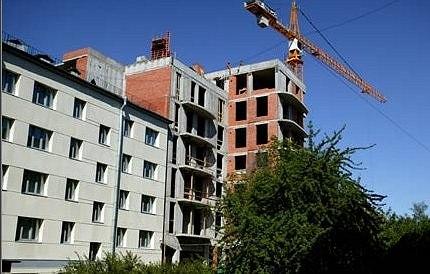 Жилой дом на улице Графтио. 2008 © «А.Лен»