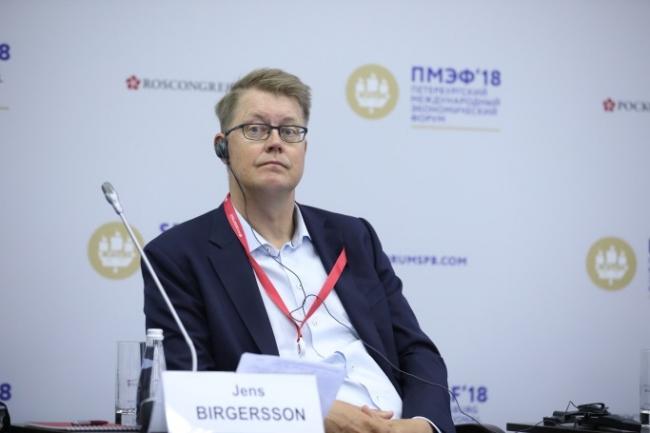 Президент Группы компаний ROCKWOOL Йенс Биргерссон © ROCKWOOL
