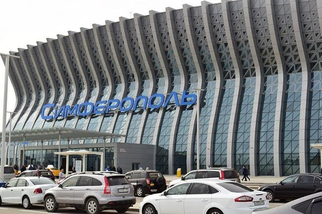 Новый терминал аэропорта «Крымская волна». Фото: Правительство Республики Крым via Wikimedia Commons. Лицензия CC BY 3.0
