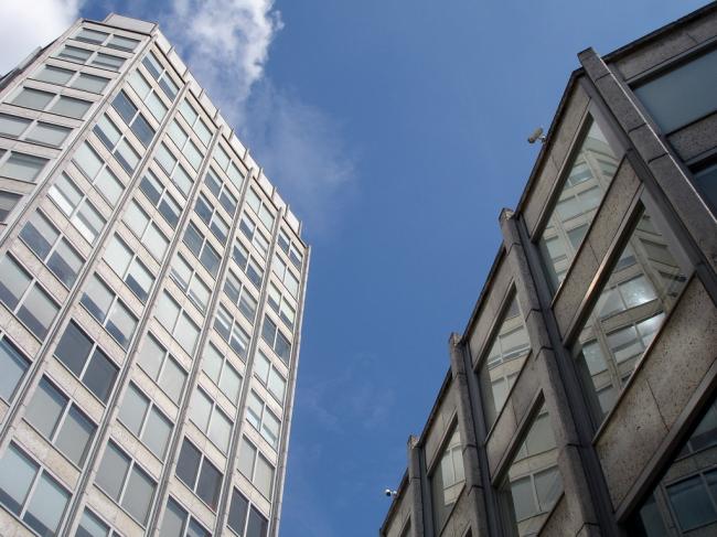 Комплекс Economist в Лондоне. Фото: Neil MacWilliams via flickr.com. Лицензия Attribution-NoDerivs 2.0 Generic (CC BY-ND 2.0)