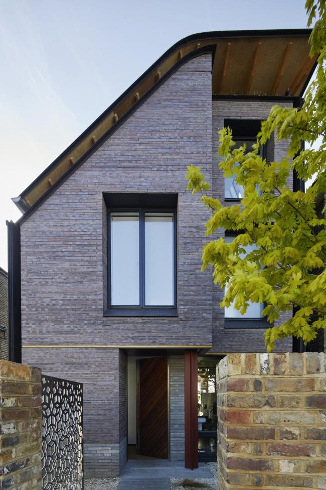 Дом The Makers House, Лондон. Liddicoat & Goldhill. Фотография © Simon Watson for House & Garden