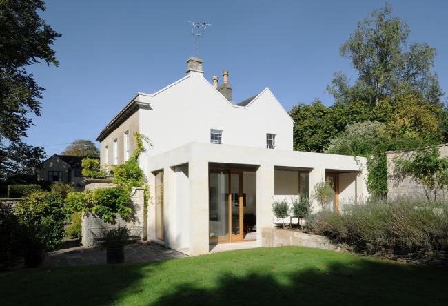 Дом Duncan Cottage, Бат. James Grayley Architects. Фотография © David Grandorge