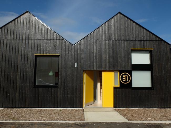 Частный дом № 37, Белфаст.  FÄMILY Architects. Фотография © Grainne Cumming