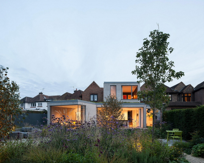 Дом Oatlands Close, Суррей. SOUP Architects. Фотография © Andy Matthews