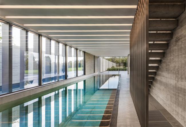 Резиденция в Шропшире. Gregory Phillips Architects. Фотография © Mel Yates