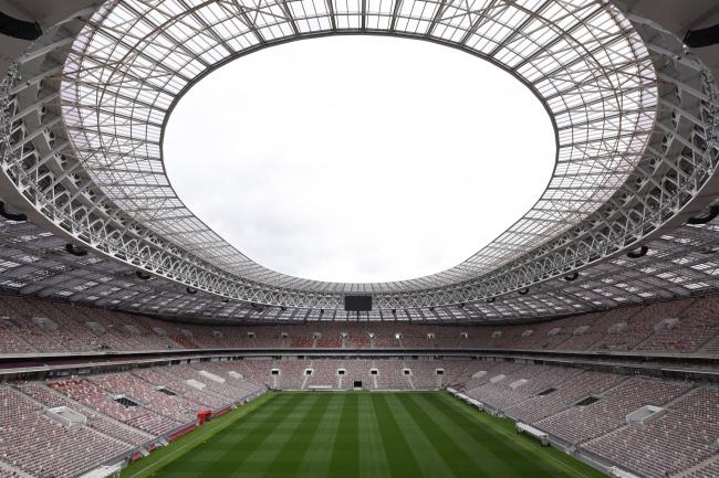 Большая спортивная арена «Лужники», реконструкция 2015-2018. SPEECH.