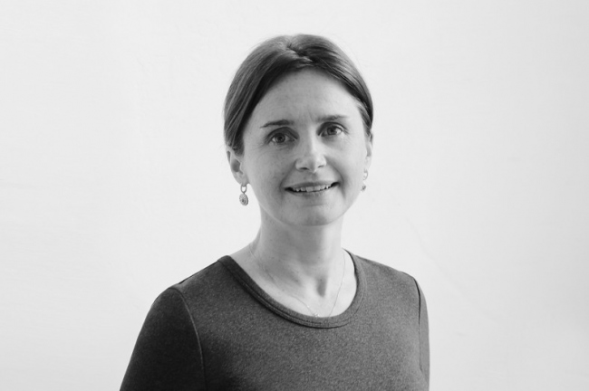 Magda Cichon, the managing partner and the chief architect of Blank Architects © Blank Architects