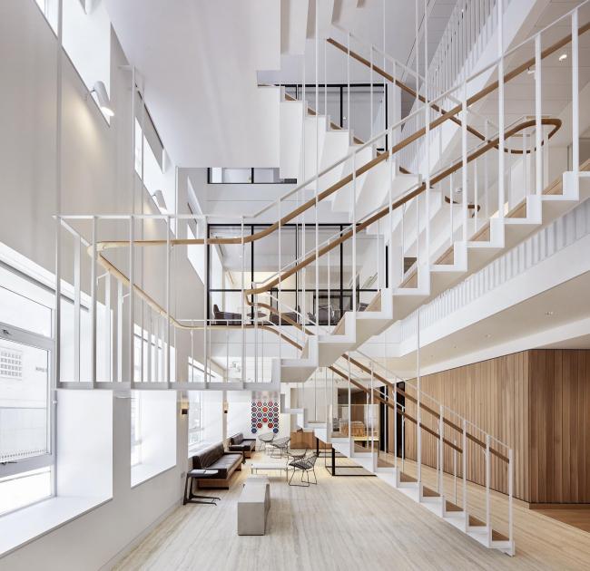 Офисный центр 25 Savile Row, Лондон. Piercy&Company. Фотография © Nick Hufton / Hufton + Crow
