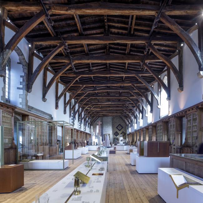 Музей Open Treasure Даремского собора. Purcell. Фотография © Andy Marshall
