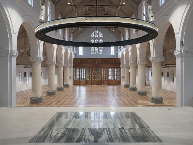 Реставрация церкви Cв. Августина, Лондон.  Roz Barr Architects. Фотография © John Maclean