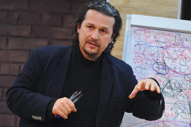 Святослав Мурунов, урбанист и социальный проектировщик ©ЦПУ