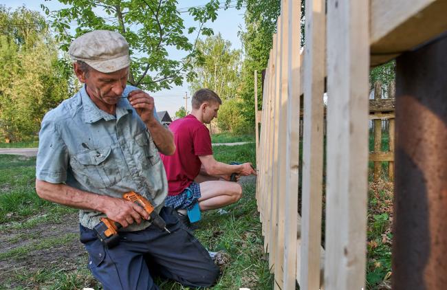 Будет новый забор. 2018 © Виртуальная Выкса wyksa.ru
