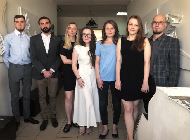 Авторы дипломных работ ЯГТУ, 2018