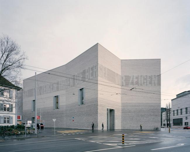 Kunstmuseum Basel Extension, Switzerland © Rory Gardiner