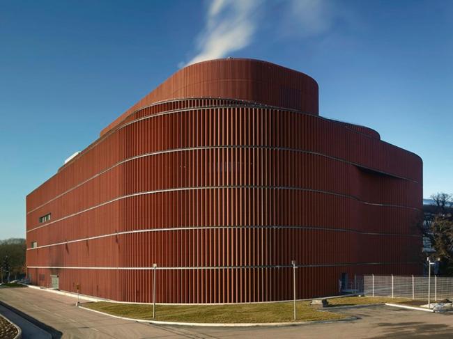 Värtan Bioenergy CHP-plant, Sweden © Robin Hayes