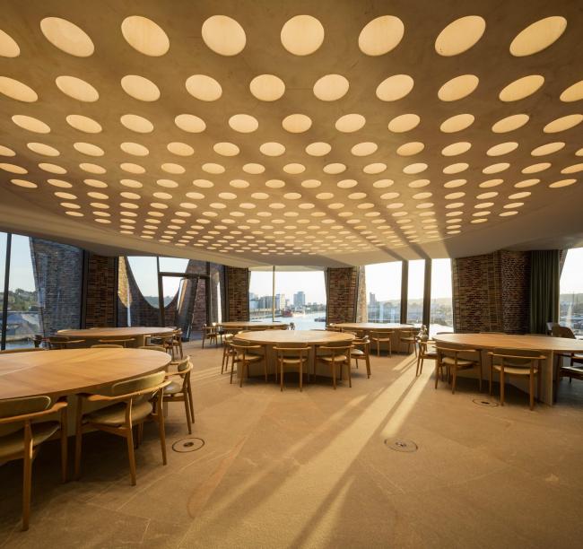 Fjordenhus – штаб-квартира компании Kirk Kapital. Фото: Anders Sune Berg © 2018 Olafur Eliasson