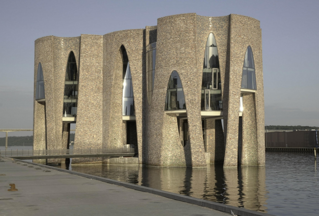 Fjordenhus – штаб-квартира компании Kirk Kapital. Фото: David de Larrea Remiro © 2018 Olafur Eliasson