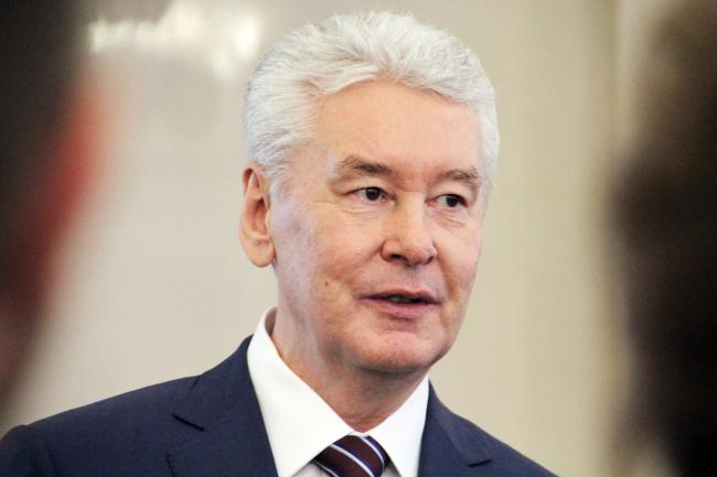 Сергей Собянин, мэр Москвы. Фотография: Архи.ру