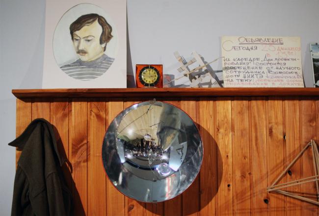 Выставка «Мастерская Вячеслава Колейчука». Фотография: Архи.ру